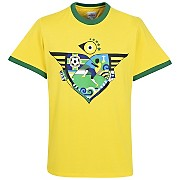 Umbro World Cup Champions Brazil T-Shirt