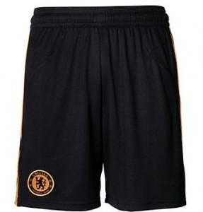 10-11 Chelsea Away Shorts