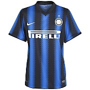 10-11 Inter Milan Home Shirt