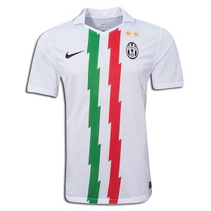 10-11 Juventus Away Shirt