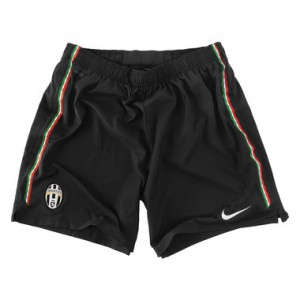 10-11 Juventus Home Shorts