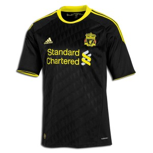 10-11 Liverpool Third Shirt