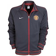 10-11 Manchester United Trainer Track Jacket