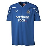 10-11 Newcastle United Away Shirt