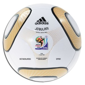 Netherlands Vs Spain Jabulani Match Ball