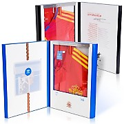 World Cup Exclusive Twin Boxed Spain Home Shirts