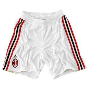 10-11 AC Milan Home Away Shorts Kids