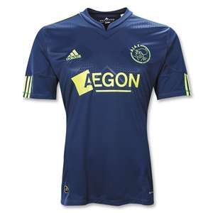 10-11 Ajax Away Shirt