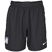10-11 Aston Villa Away Shorts