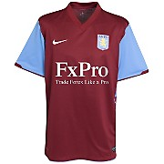 10-11 Aston Villa Home Shirt