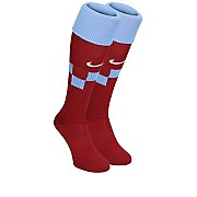 10-11 Aston Villa Home Socks