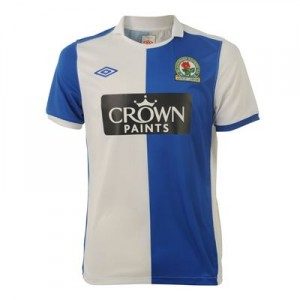 10-11 Blackburn Rovers Home Shirt
