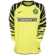 10-11 Celtic Home Goalkeeper Shirt