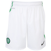 10-11 Celtic Home Shorts