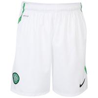 10-11 Celtic Home Shorts