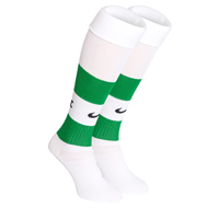 10-11 Celtic Home Socks