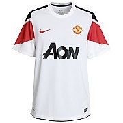 10-11 Manchester United Away Shirt