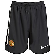 10-11 Manchester United Away Shorts