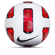 10-11 Nike Total 90 Tracer Football White Red Black