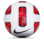 10-11 Nike Total 90 Tracer Football White Red Black