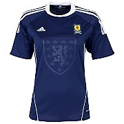 10-11 Scotland Home Shirt Women