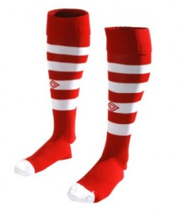 11-12 Wales Home Socks