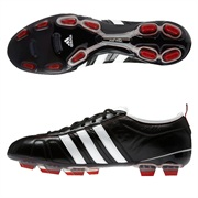 Adidas adiPURE IV TRX Firm Ground Football Boots Black