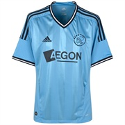 11-12 Ajax Away Shirt Kids
