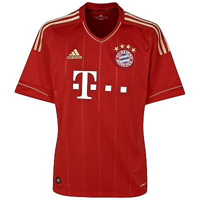 11-12 Bayern Munich Home Shirt