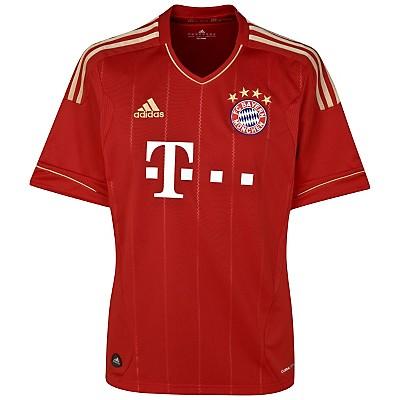 11-12 Bayern Munich Home Shirt