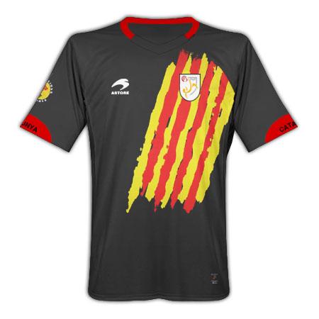 11-12 Catalonia Home Shirt