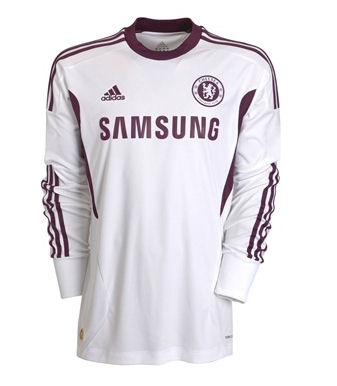 11-12 Chelsea Home Goalkeeper Shirt