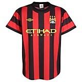 11-12 Manchester City Away Shirt