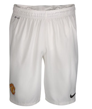 11-12 Manchester United Home Shorts