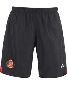 11-12 Sunderland Home Shorts