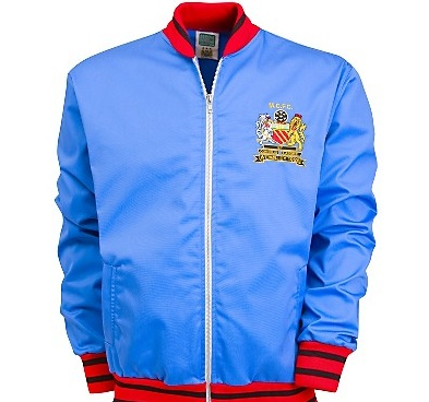 Manchester City 1969 FA Cup Final Track Jacket