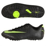 Nike Safari Mercurial Victory II Kids Astro Turf Trainers