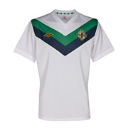 11-12 Northern Ireland Away Shirt