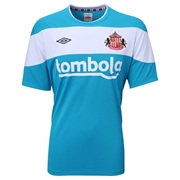 11-12 Sunderland Away Shirt