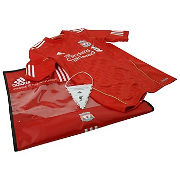 11-12 Liverpool Special Edition TechFit Home Shirt