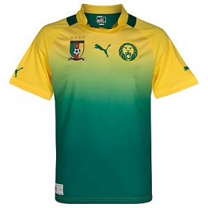 12-13 Cameroon Away Shirt