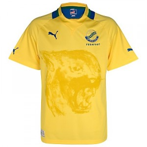 12-13 Gabon Home Shirt