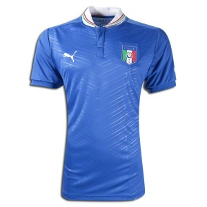 12-13 Italy Home Shirt Kids