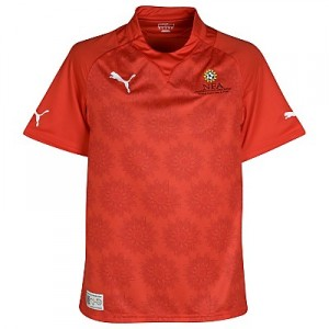 12-13 Namibia Home Shirt