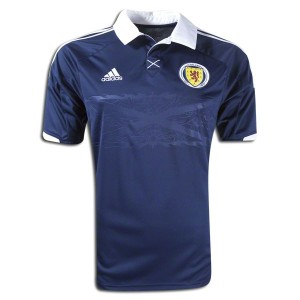 12-13 Scotland Home Shirt