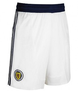 12-13 Scotland Home Shorts
