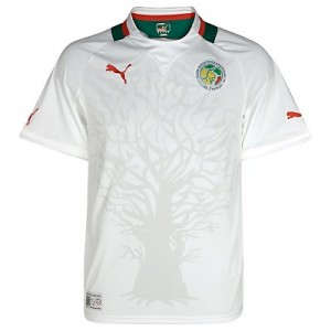 12-13 Senegal Home Shirt