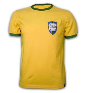 Brazil 1970 Retro Shirt