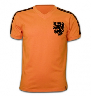 Holland 1974 Retro Shirt