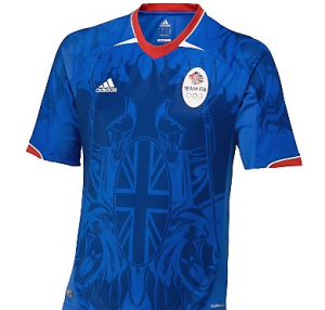 Adidas Team Great Britain Shirt